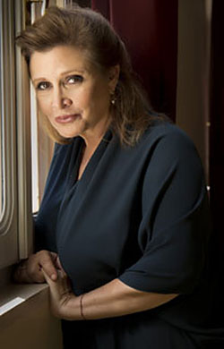 Actress/Author Carrie Fisher To Discuss Her Struggle With Bipolar Disorder At Metrocare's Meal For The Minds
