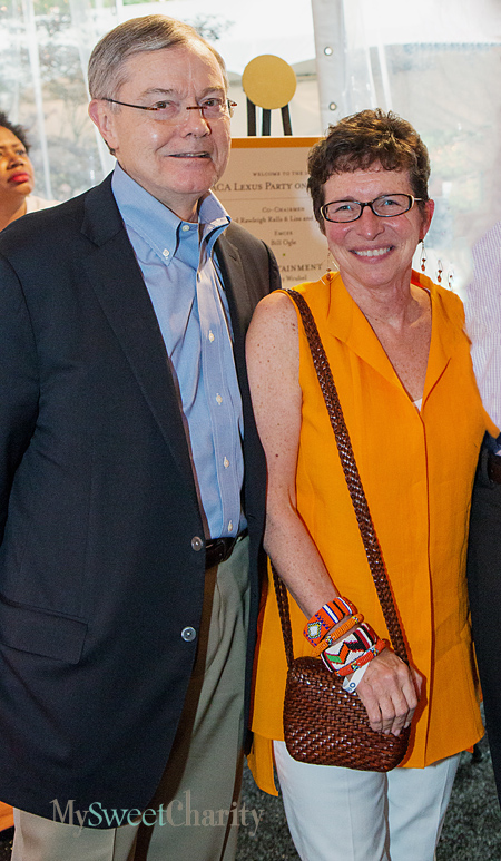 Hal and Diane Brierley