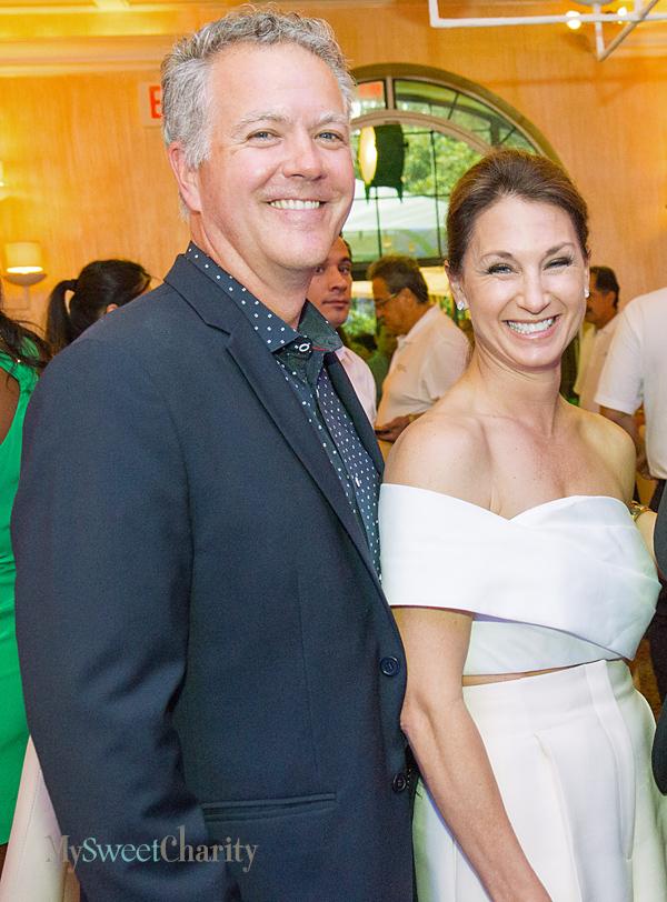 Eric and Sheryl Maas