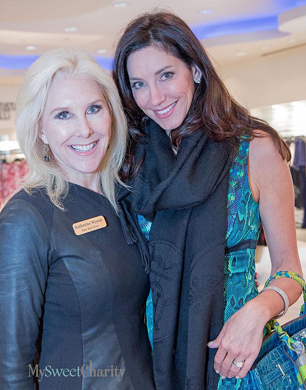 Katherine Wynne and Sunie Solomon