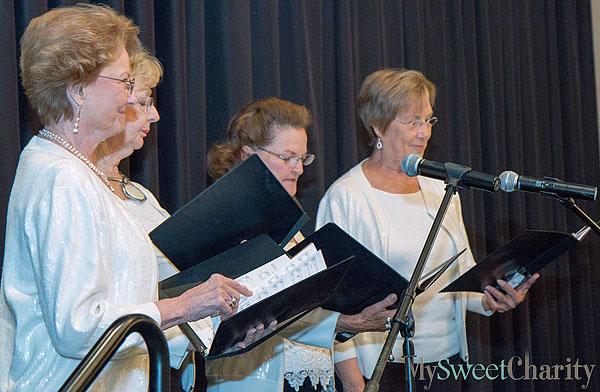 Wilshire Baptist singers