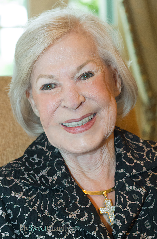 Philanthropist Faye Briggs Opened Her Estate For The SPCA Of Texas' Paws Cause Patrons' Party