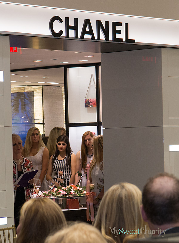 2016 DSOL debs in Chanel boutique