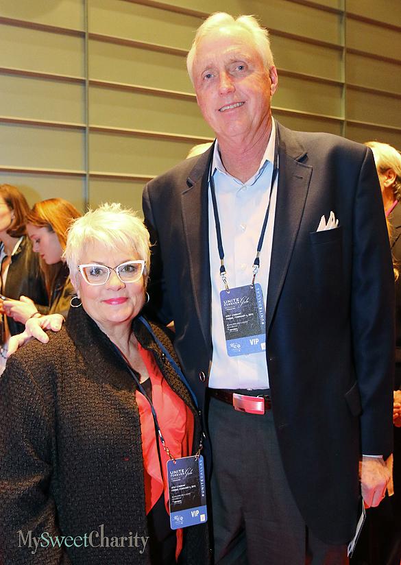 Carolyn and David Miller (File photo)