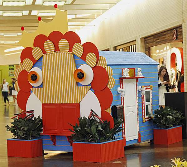 Dallas CASA's 20th Annual Parade Of Playhouses Headed To NorthPark Center A Month Early