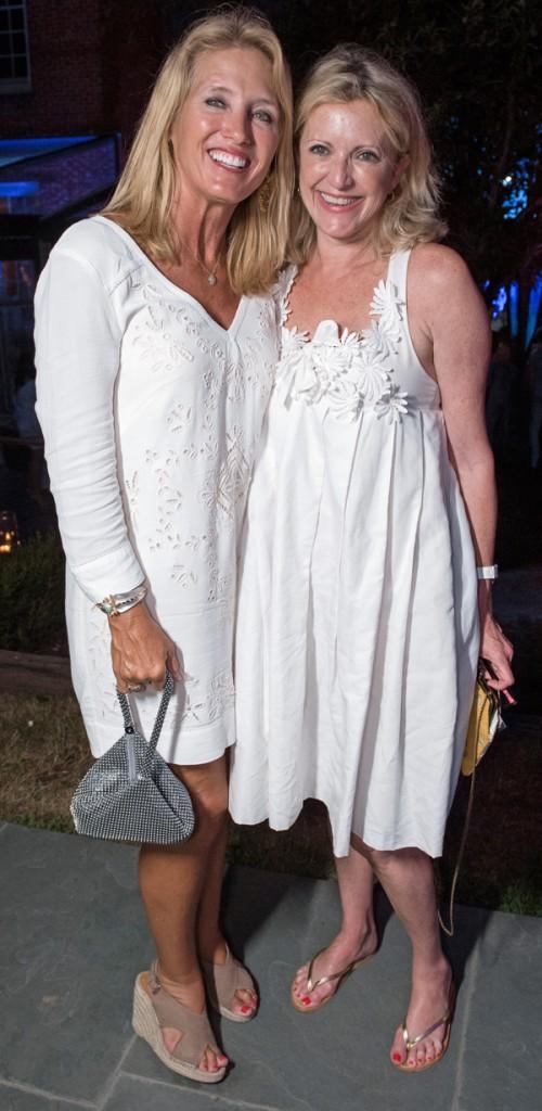 Janet Courtney and Ann Barbier-Mueller*