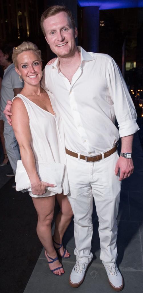 Lainie Kritser and Eric Shute*