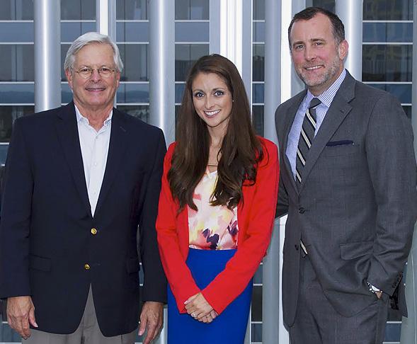 Brice Beaird, Elle Oberdick and Dan Waldmann*