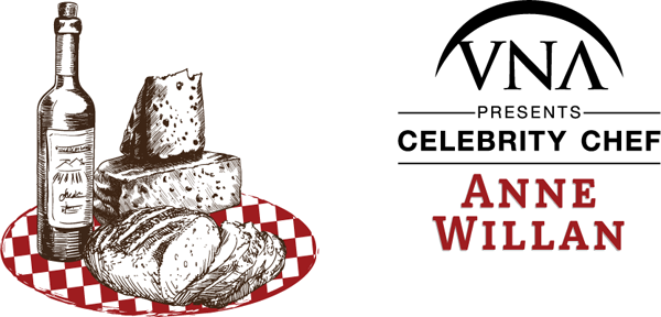 JUST IN: VNA 6th Annual Celebrity Chef Luncheon To Tantalize French Tastebuds With Anne Willan In The Kitchen