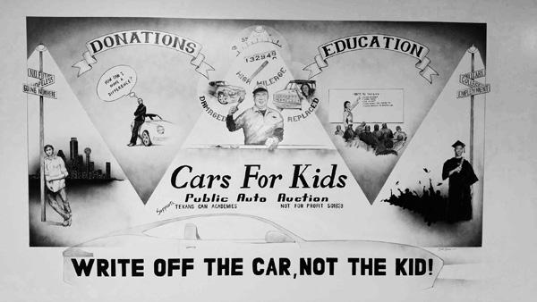 Cars for Kids mural*