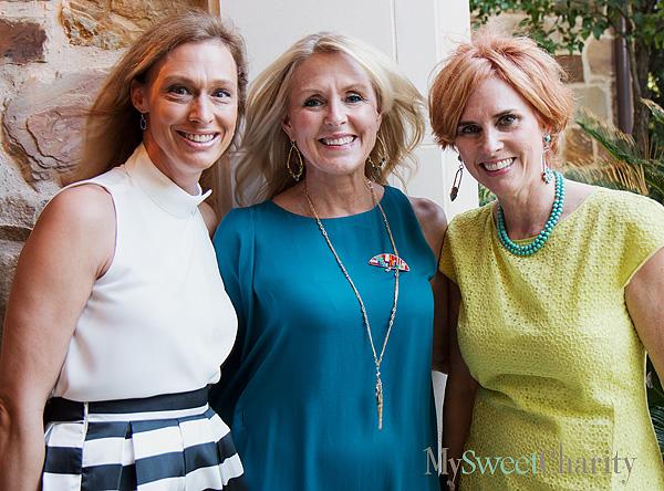 Anne Besser, Amy Hughes and Jolie Humphrey
