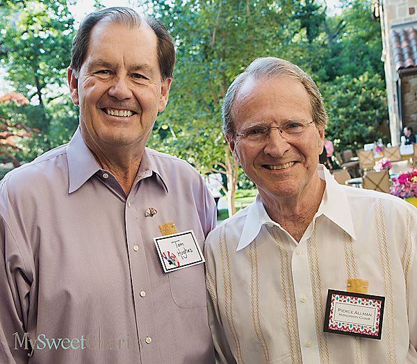 Tom Hughes and Pierce Allman