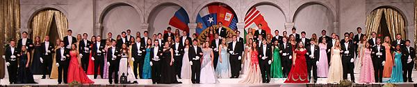 2015 La Fiesta De Las Seis Banderas duchesses and escorts