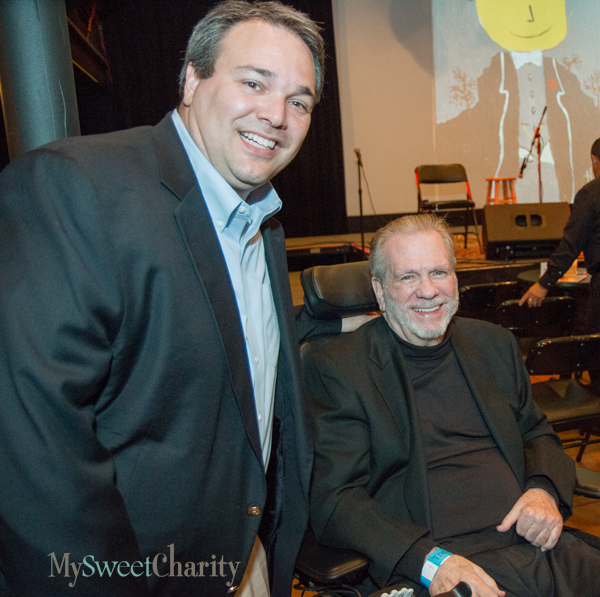 Benjamin Greenberg and Curtis Meadows