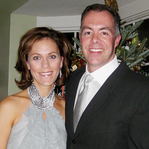 Kristina and John Hallam*