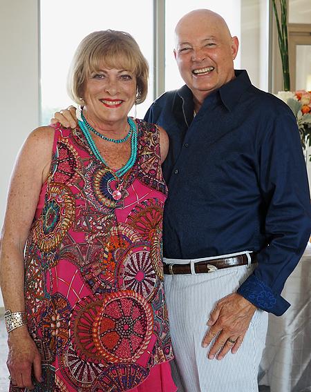 Patty Jo and John Turner*