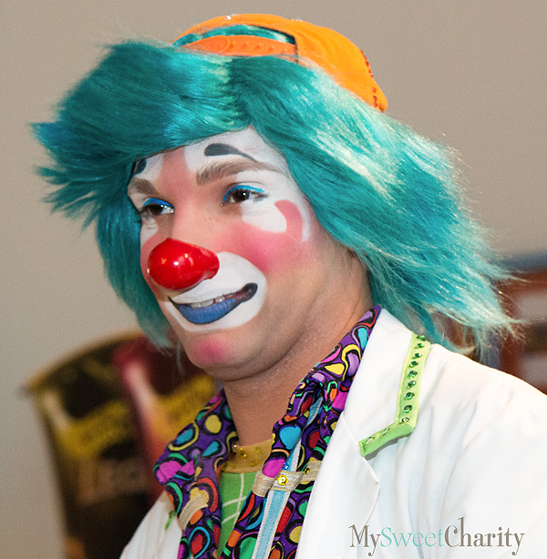 Clown red noses