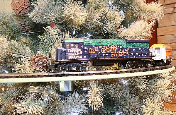 Sponsored train (File photo)