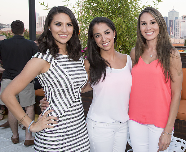 Natalie Diaz, Erica Ruiz and Sondos Brennan*