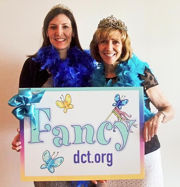 MySweetCharity Opportunity: Fancy Nancy & Friends Party