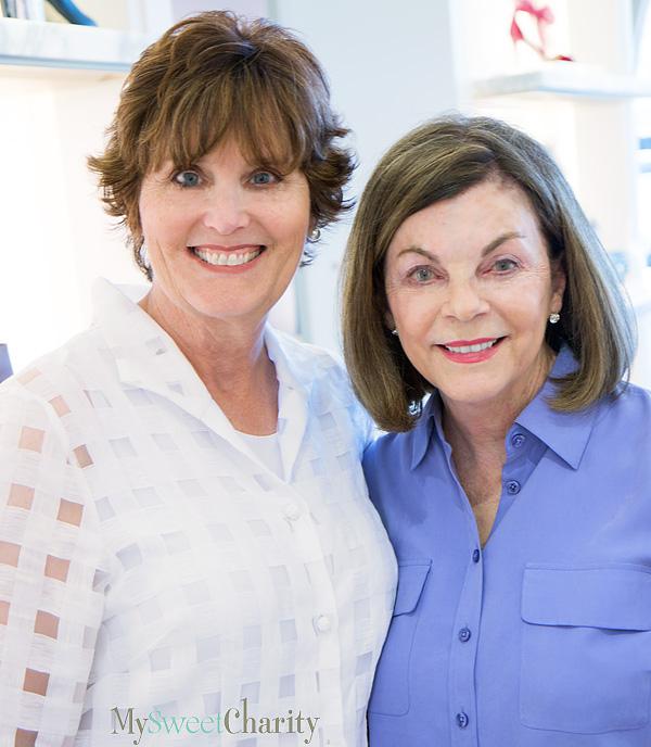 Pam McCallum and Barbara Stuart