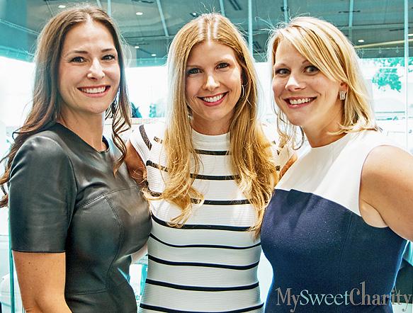 Tia Wynne, Marybeth Conlon and Heather LeClair