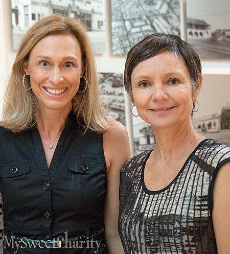Anne Besser and Kathleen Whalen