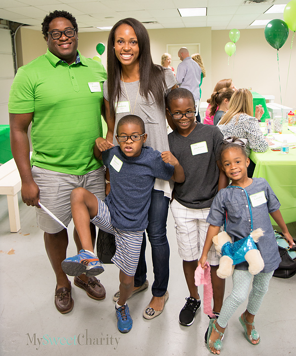 """Community Partners Of Dallas Kicks Off """"Change Is Good"""" With Adorable Kids And Colorful Crayons"""