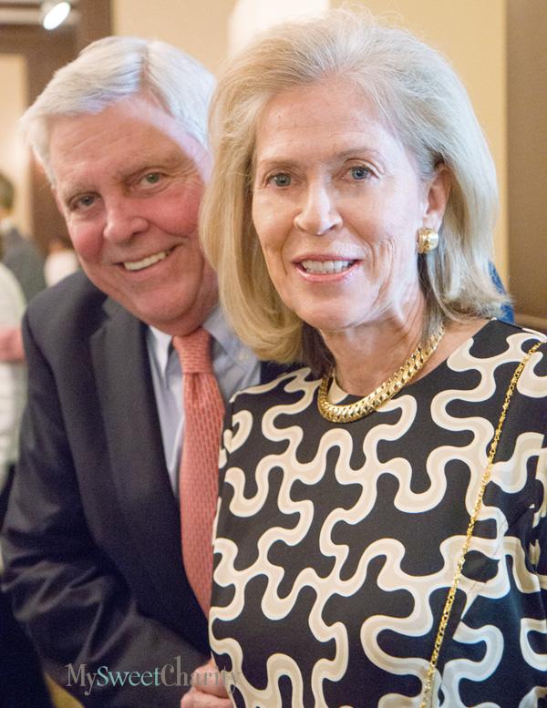 Jim and Debbie Francis