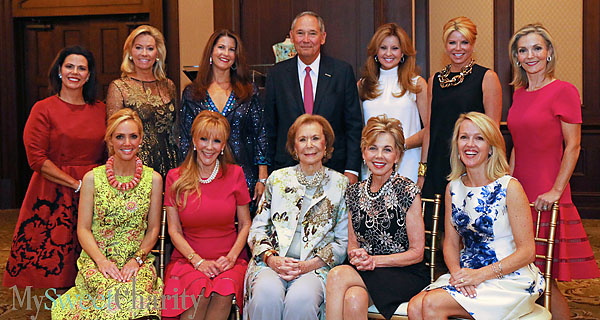 The Fashionable Types Toasted Crystal Charity Ball 10 Best Dressed At The Platinum Circle Dinner And Neiman's 108th Birthday