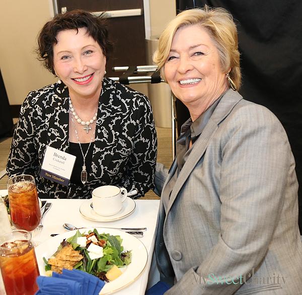 Brenda Cockerell and Nancy Carter