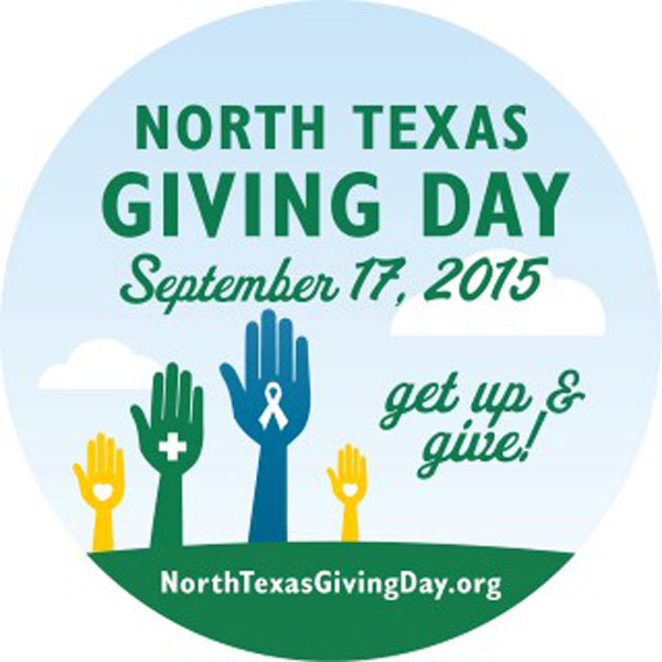 2015 North Texas Giving Day*