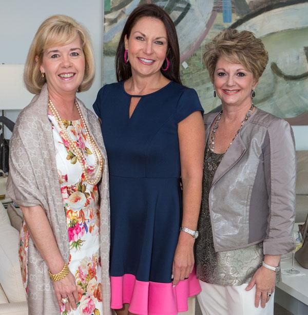 Christie Carter, Angela Nash and Jan Baldwin*