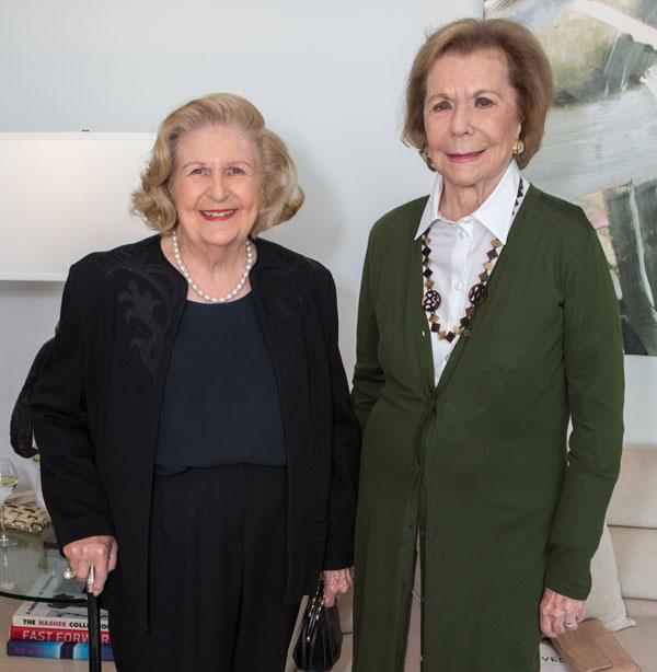 Lindalyn Adams and Ruth Altshuler*