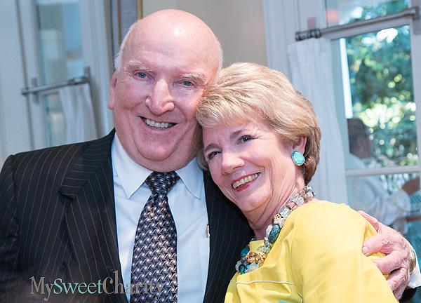 Claude and Emilynn Wilson