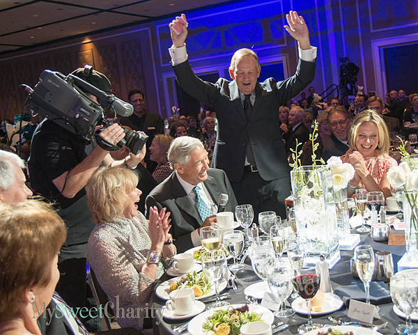 "Robert S. Folsom Leadership Award Dinner Shone The Spotlight On Jack ""Jackman"" Lowe Jr. With Magicians, Poker And Grandkids"