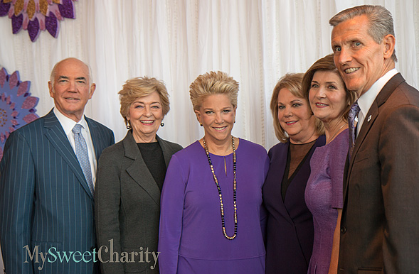 Celebrating Women Luncheon Had Surprise Announcements And Joan Lunden Sounding The Alarm About TNBC