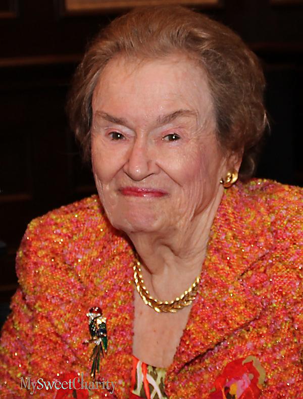 Margot Winspear (File photo)