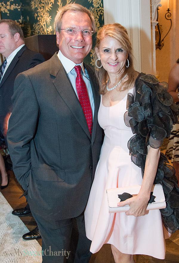 Pete and Caren Kline