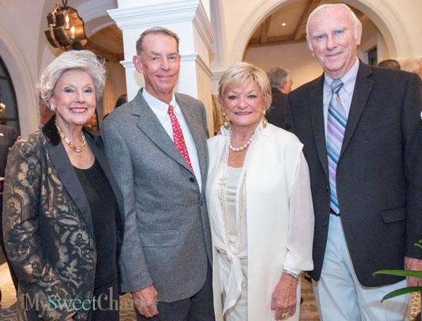 Tucean and David Webb, Patsy Donosky and Harold Pruner