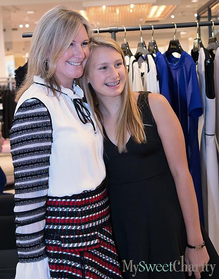 Wanda Gierhart and Celese Gierhart