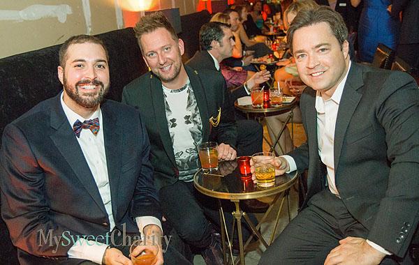 Cameron Kimmel-Spivey, David Kimmel-Spivey and Tristian Fernandez