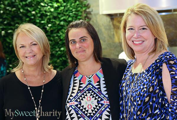 Lona Crabb, Kasie Jacobs and Diane Fullingim