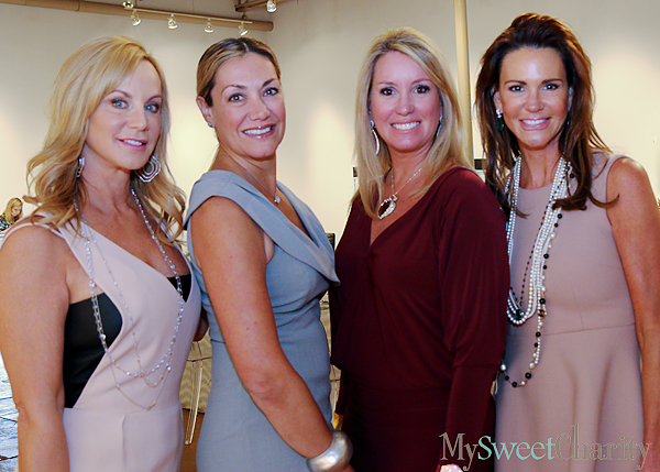 Kathleen Hutchinson, Sonia Black, Amy Turner and Dallas Snadon