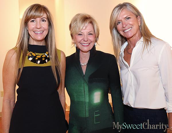 Nancy Carlson, Nelda Pickens and Karla McKinley