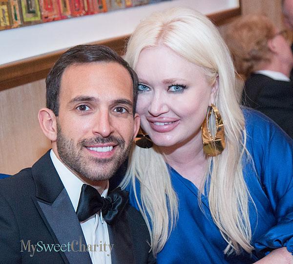 Sami Abboud and Simona Beal