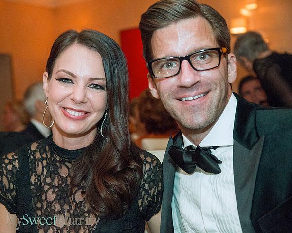 Brittanie Buchanan Oleniczak and Jason Oleniczak