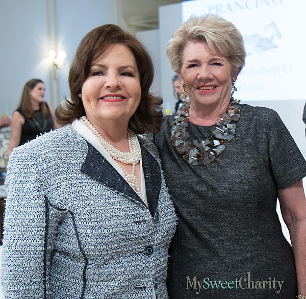 Helen McGraw and Emilynn Wilson