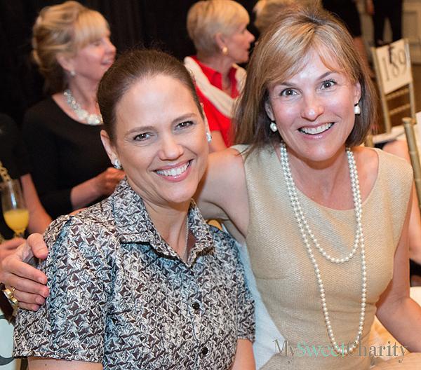 Angie Kadesky and Mary Smith