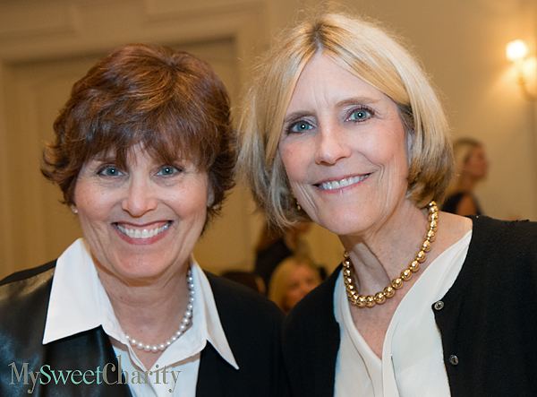 Pam McCallum and Connie O'Neill